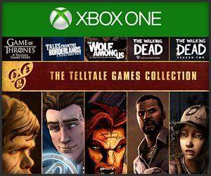 [Xbox Live Gold] Bundle The Telltale Games Collection sur Xbox One (Dématérialisé)