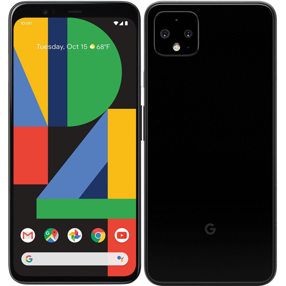 "Smartphone 6.3"" Google Pixel 4 XL - 64Go"