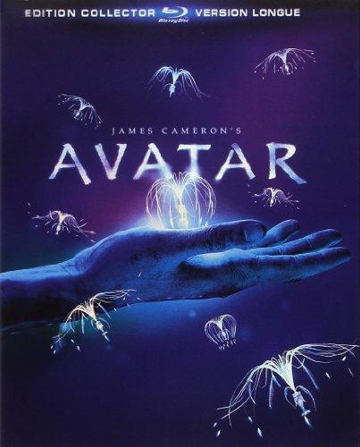 Avatar, Coffret 3 Blu-Ray - Édition Collector Version Longue