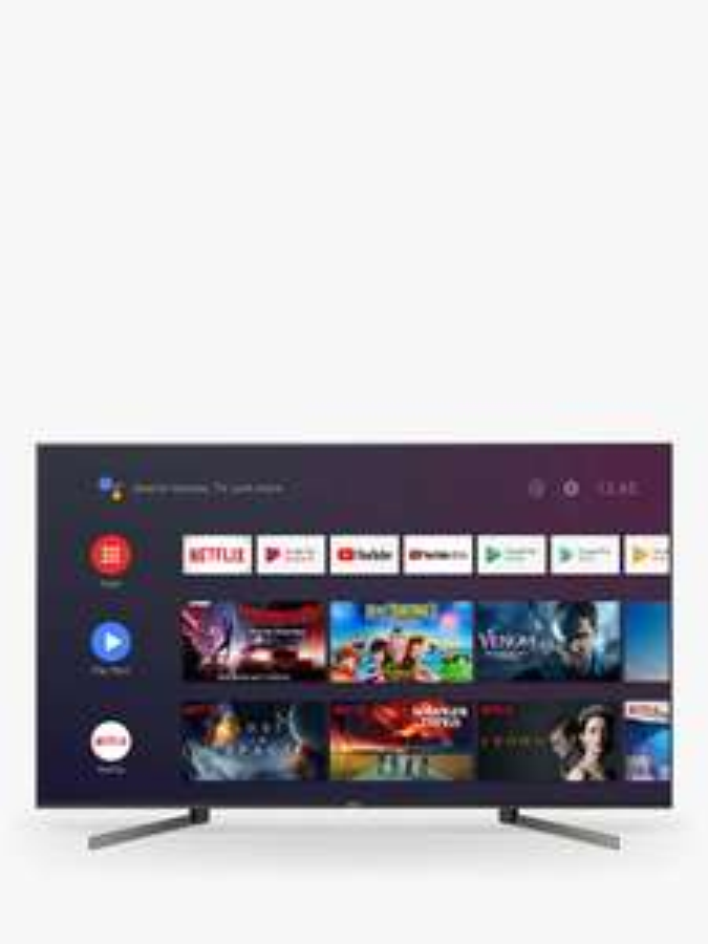 "TV 55"" Sony Bravia KD55XG9505 - UHD 4K, HDR, Smart TV"