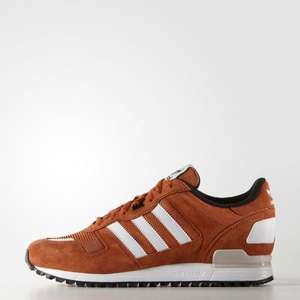 Chaussures Adidas ZX700 - Couleur rouille (45)
