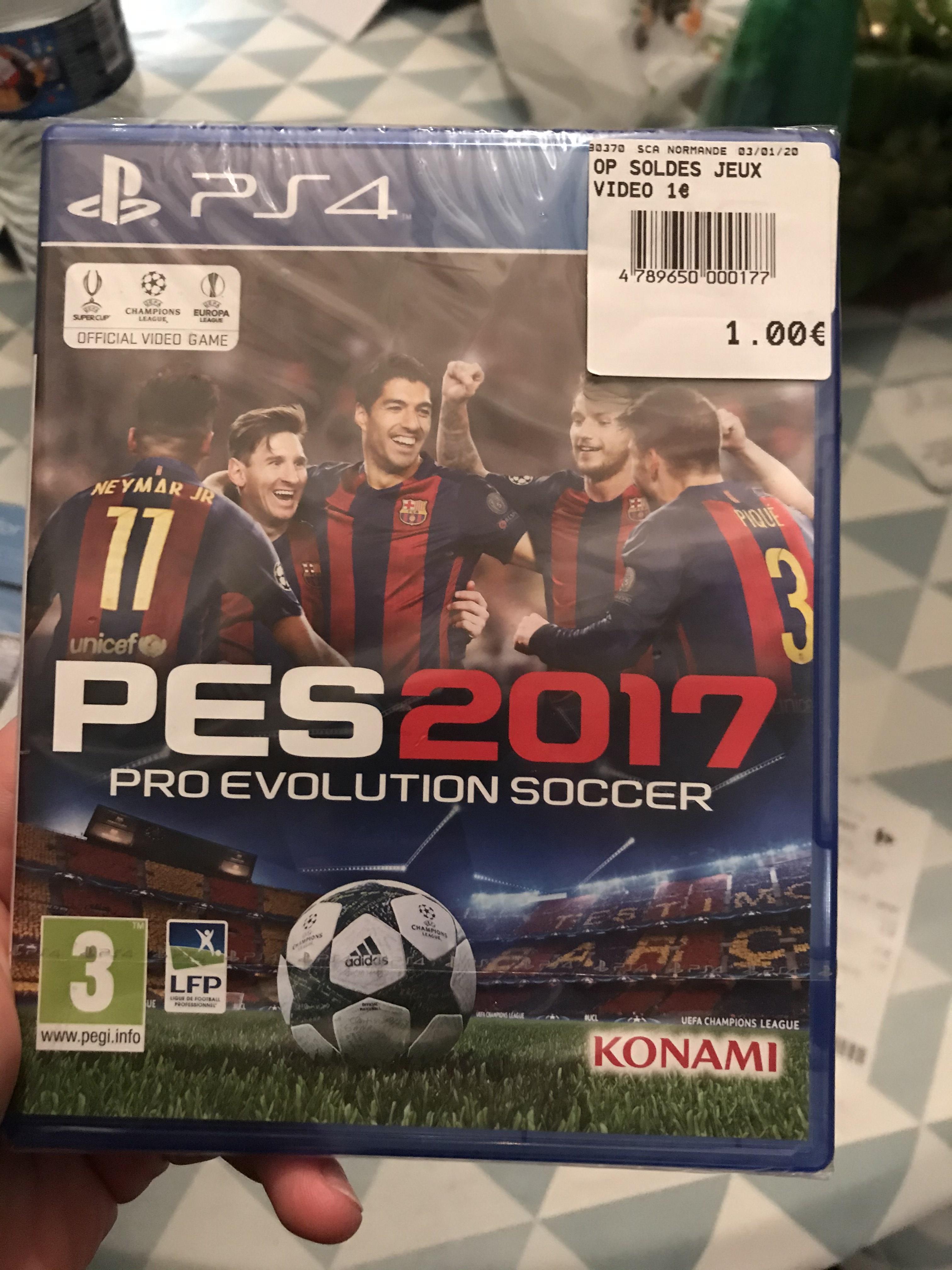 PES 2017 sur PS4 et Xbox One - Bayeux (14)