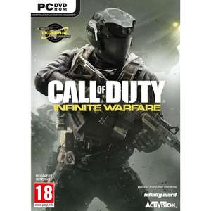 Call of Duty : Infinite Warfare sur PC