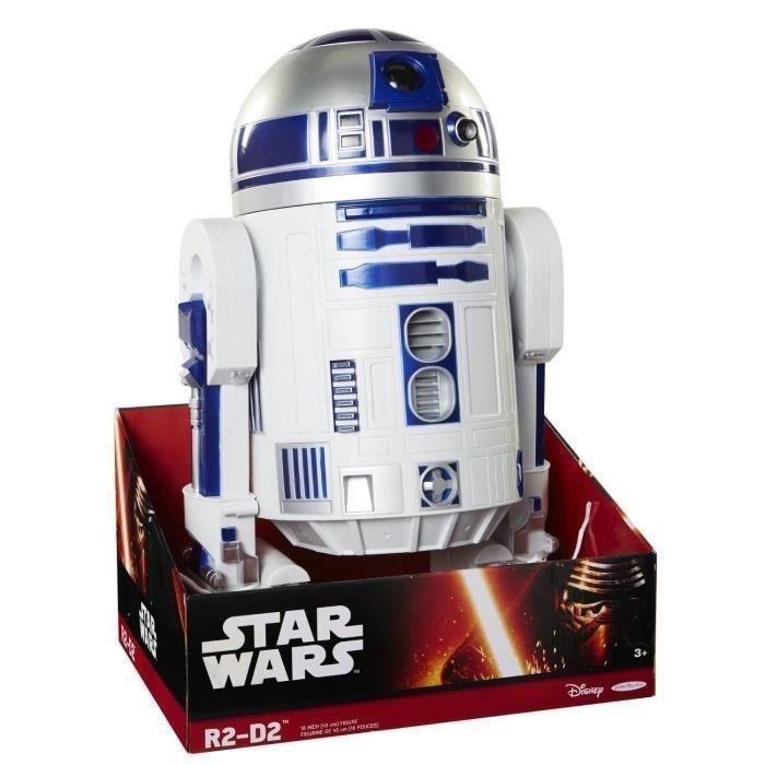 Figurine articulée Star Wars R2D2 50cm