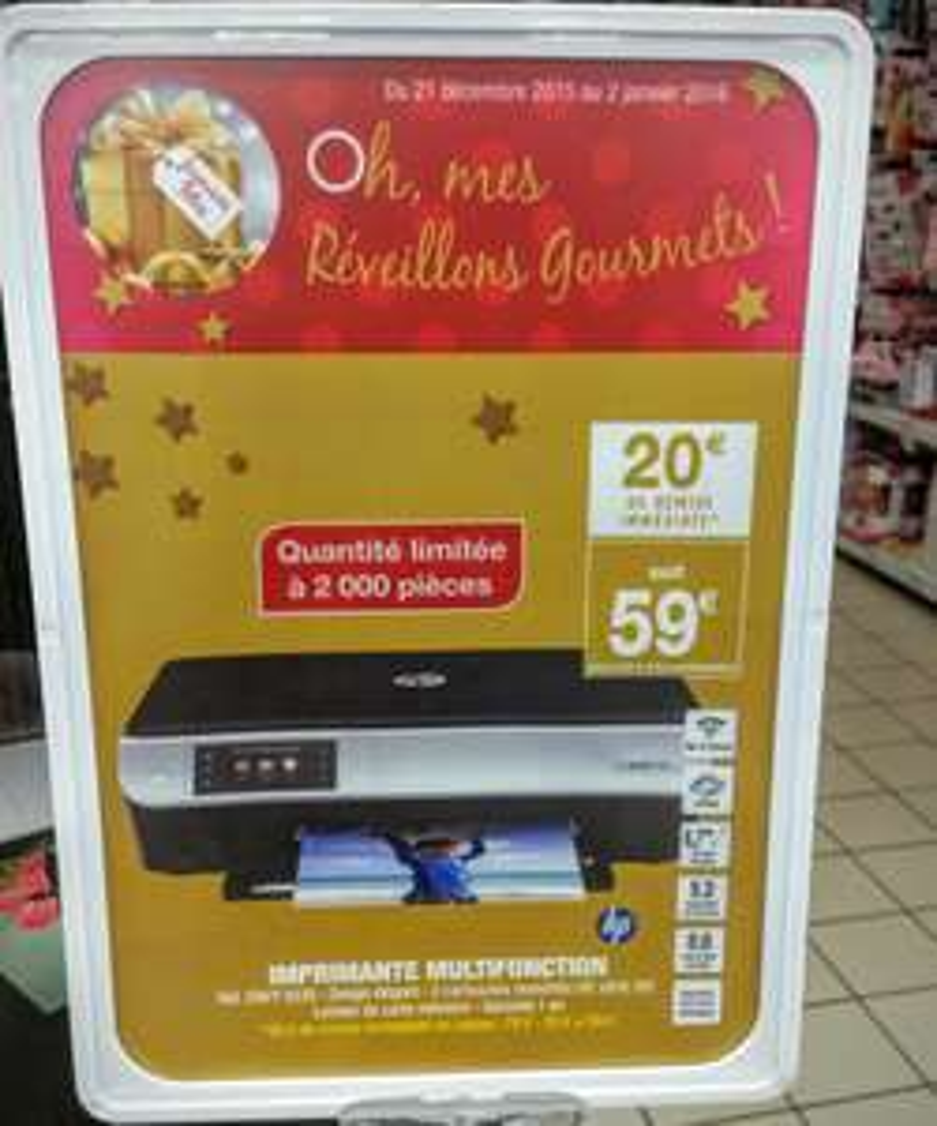 Imprimante multifonction HP Envy 5530