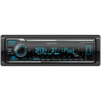 Autoradio Kenwood KMM-BT505DAB - Bluetooth, DAB+