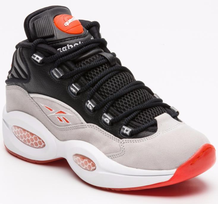 Sélection d'articles reebok en promo - Ex : Chaussures  Pump Question