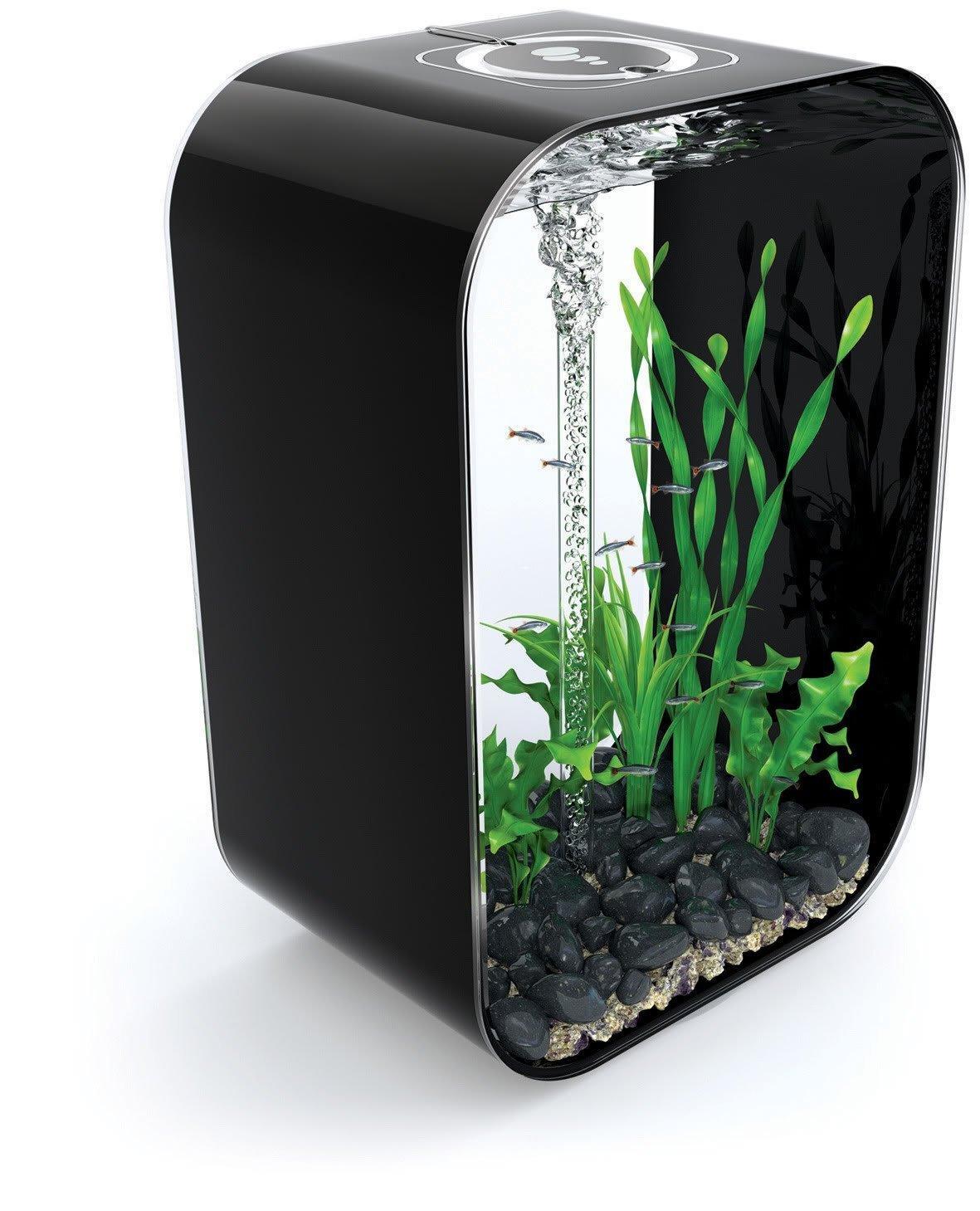 Aquarium BiOrb Life en acrylique et à LED +pompe à air + Airstone 60 Litres