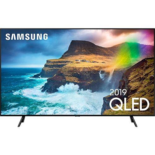 TV QLED 55' Samsung QE55Q70R, 4K UHD, HDR 1000, 100Hz, Smart TV