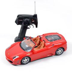 Voiture radio commandée MJX Ferrari F430 Spider 1:14 (License ferrari) avec code promo