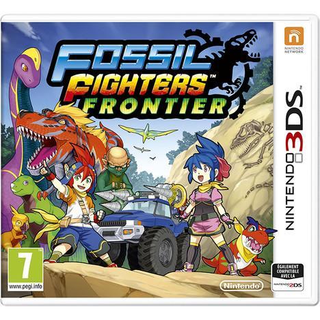 Fossil Fighters Frontier 3DS (16.50€ sur la carte)