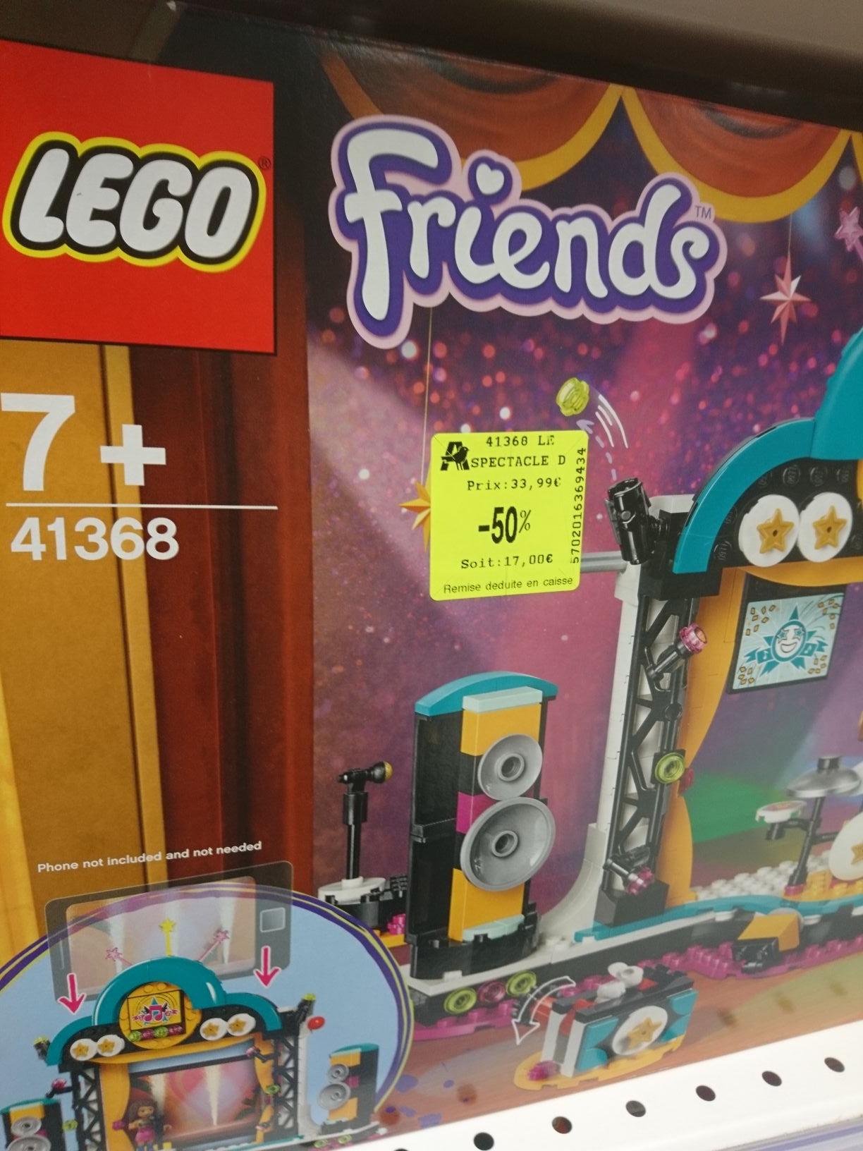 Lego Friends - Le spectacle d'Andrea (41368) - Poitiers Sud (86)