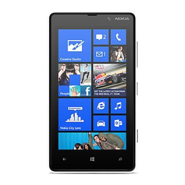 Smartphone Nokia Lumia 820 8 Go Noir - Windows Phone 8