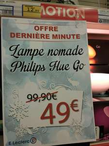 Lampe d'ambiance  Philips Hue Go