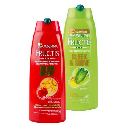 Shampoing Garnier ou gel douche adidas