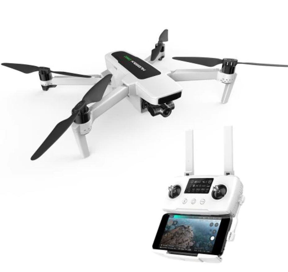 [Précommande] Drone Quadricoptère RC Hubsan Zino 2 avec Caméra UHD 4K 60FPS (Plug EU) - GPS, FPV