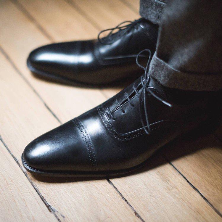 Chaussures Richelieu Rudy's Joker - en cuir, différents coloris (du 40 au 45) - Rudys.paris
