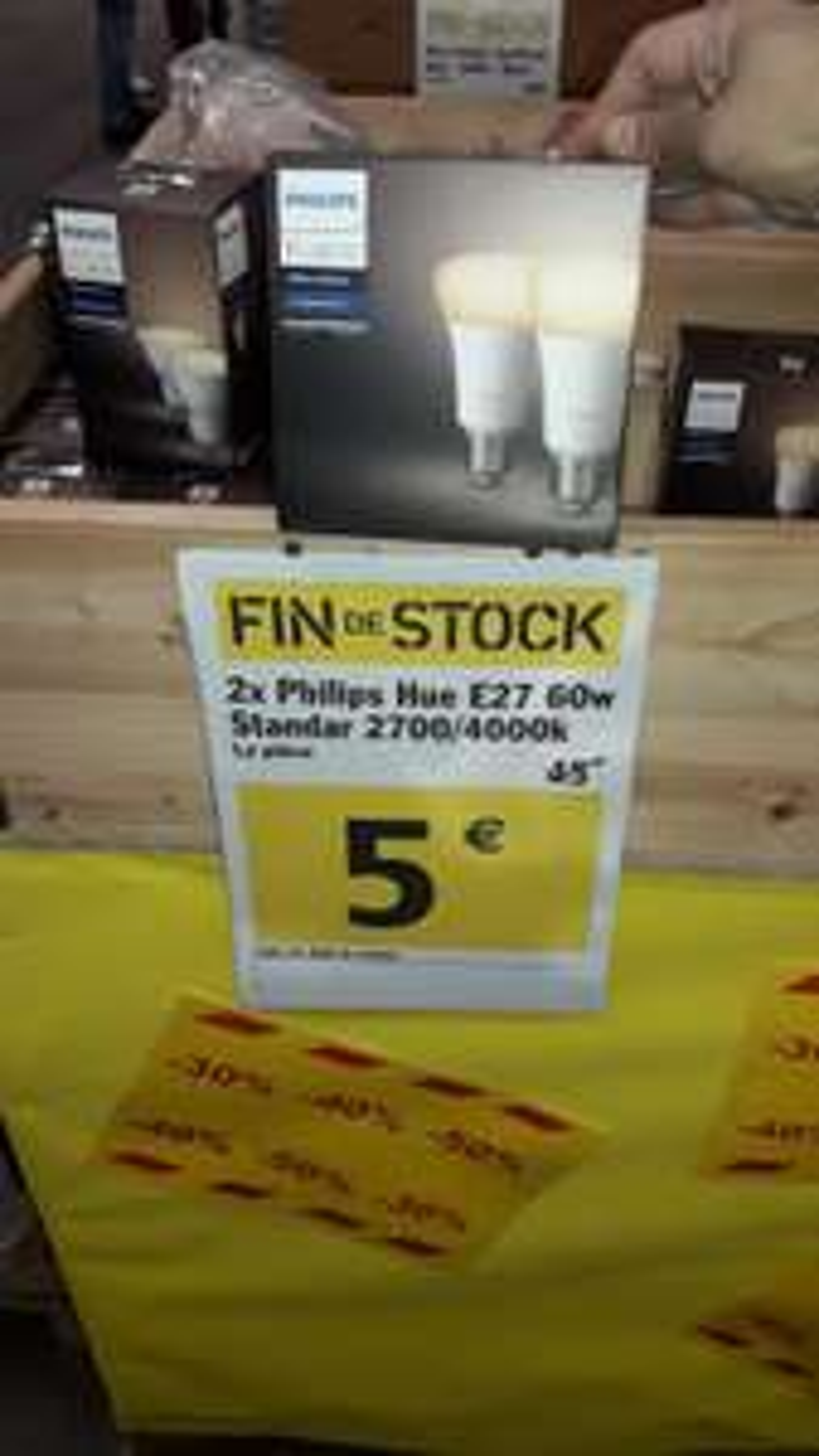 Lot de 2 Ampoules Philips Hue - Colombier béziers (34)