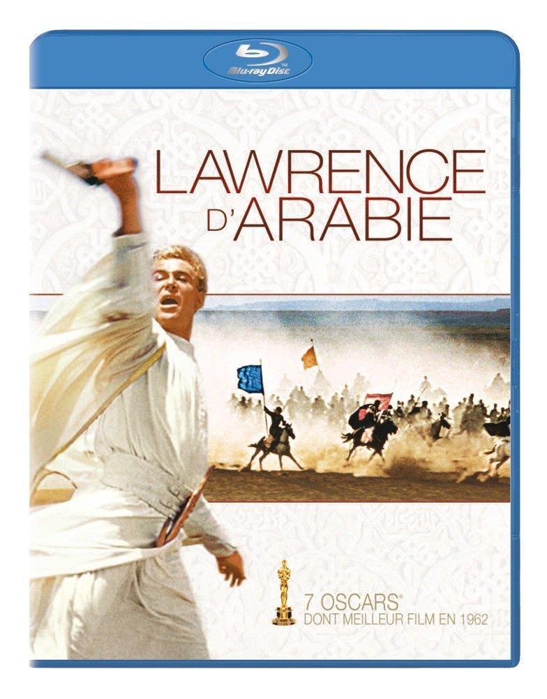 Blu-ray Lawrence d'Arabie - Édition Double (version restaurée 4K)