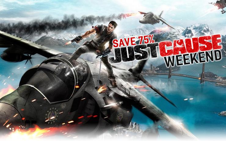 """""""Just Cause"""" Collection (JC1, JC2, 7 DLC et le guide) pour PC"""