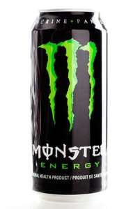 3 Canettes Monster Energy