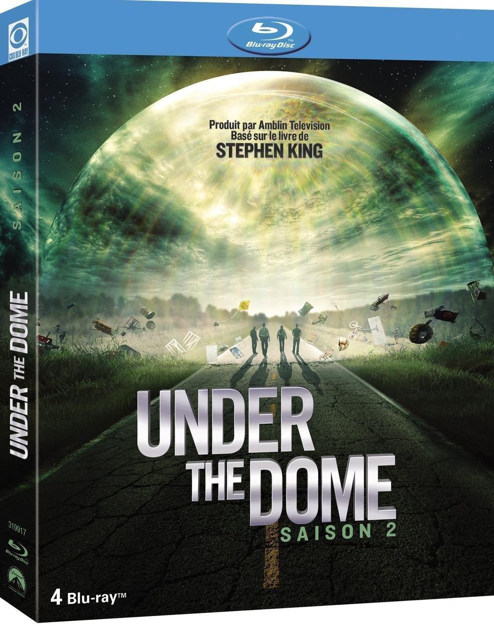 Coffret Blu-ray Under the Dome - Saison 1 ou 2 à l'unité