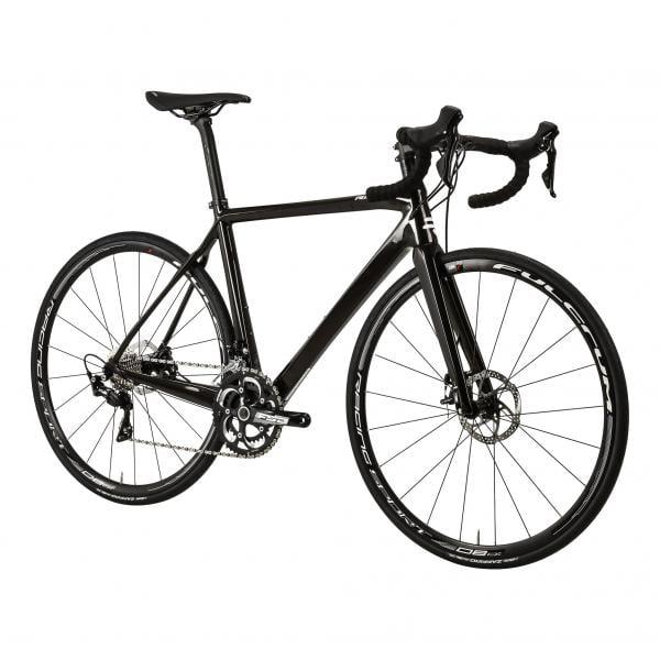 Vélo de Course Ridley Fenix Carbon Start To Ride Shimano 105 Mix 34/50 Noir/Blanc 2019
