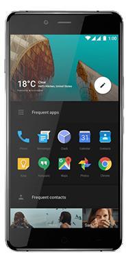 """Smartphone 5"""" OnePlus X - 3Go RAM - 16Go - Blanc ou Noir"""