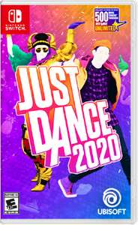 Just Dance 2020 sur Nintendo Switch (Dématérialisé - eShop US)