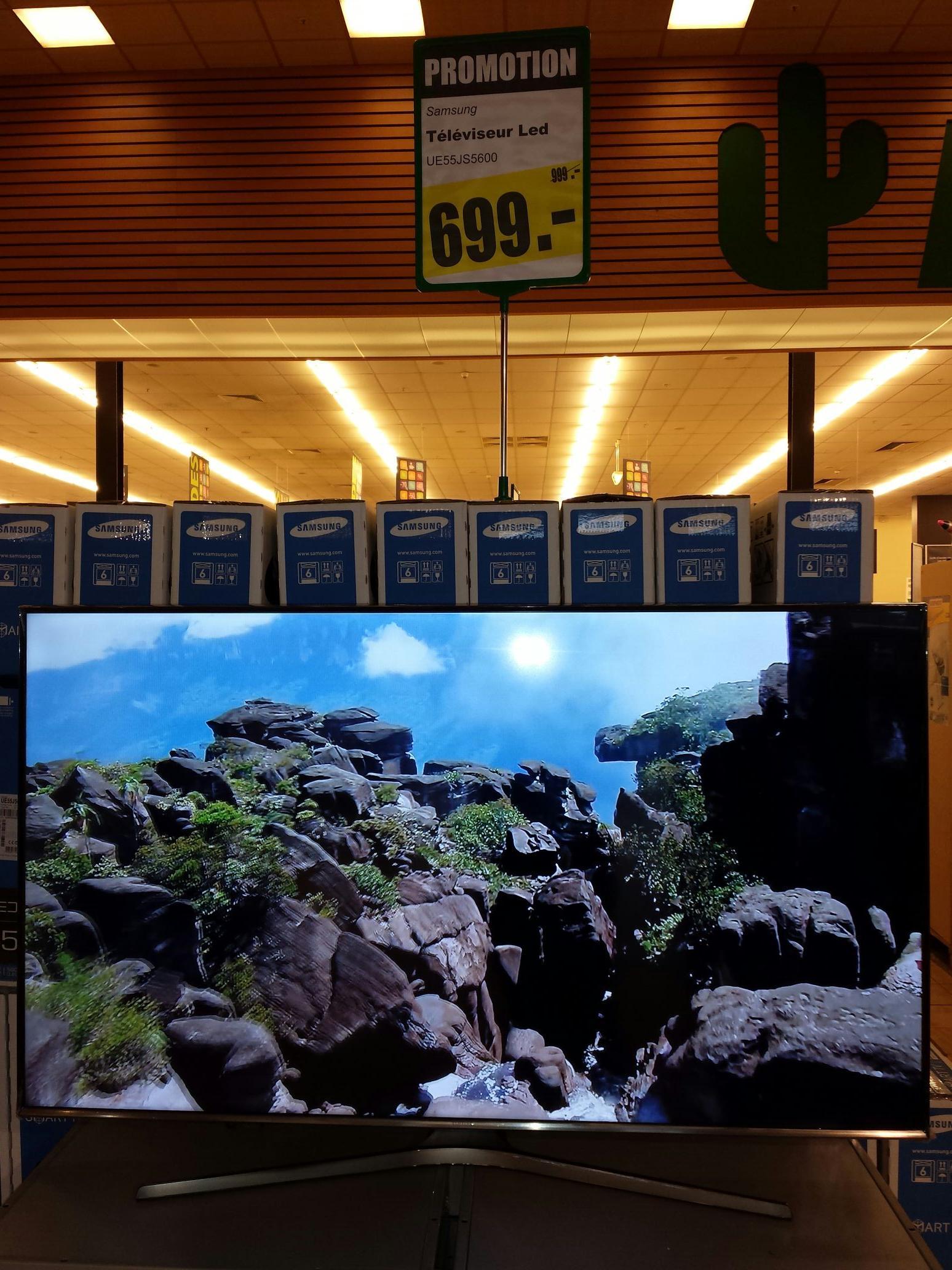 "TV 55"" Samsung UE55J5600 - Full HD - Smart TV"