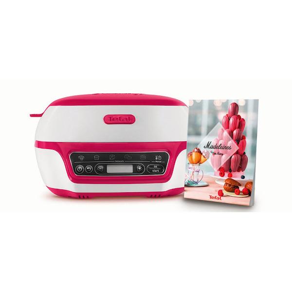 Machine à gâteaux Tefal Cake Factory - 1100W (via 40€ sur la carte fidélité)