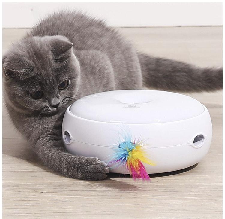 Jouet pour chat interactif Happy Hachi (vendeur tiers)