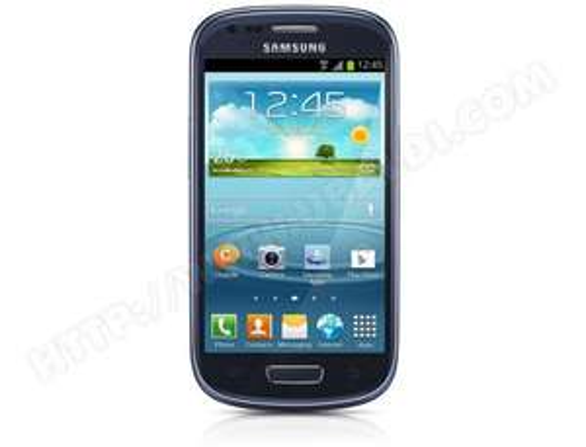SAMSUNG    Galaxy S3 mini 8 Go Metallic Blue - GT-I8190