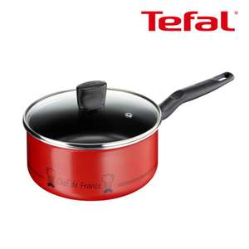 50% de remise immédiate sur toute la gamme Tefal - Ex : Casserole 20 cm Chef de France