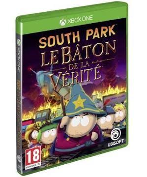 Jeu South Park : Le Bâton de Vérité sur Xbox One