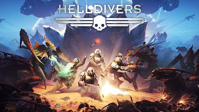 Helldiver sur PS4 (Dématérialisé)