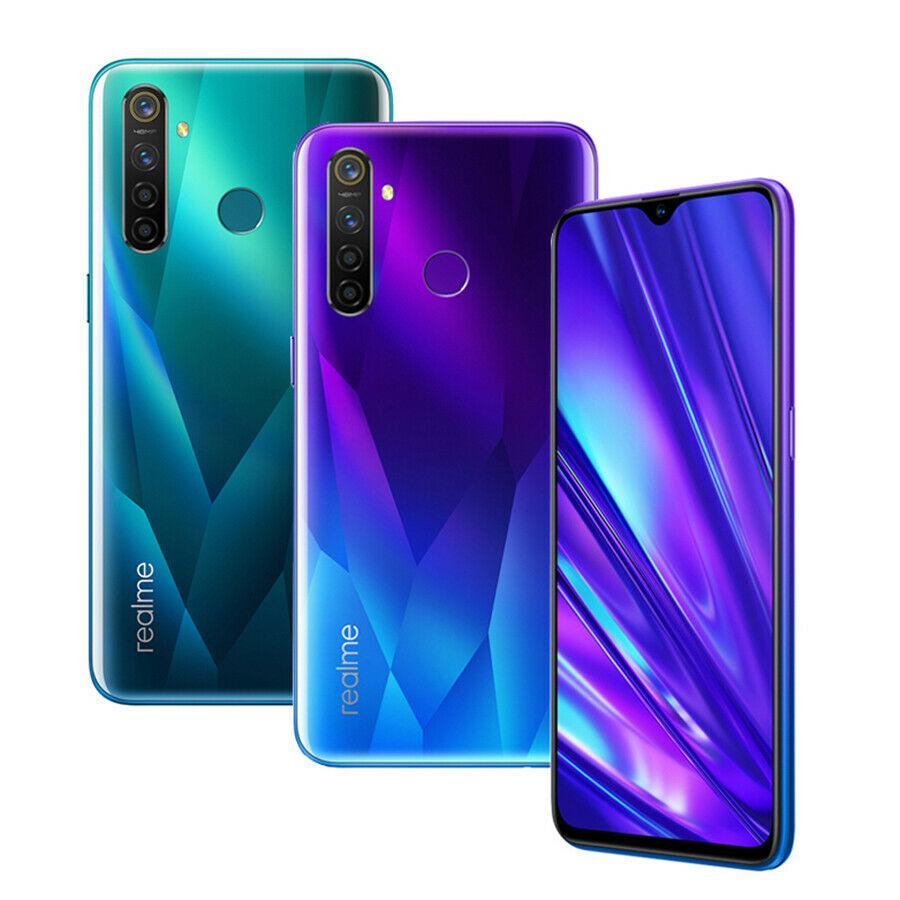 "Sélection de Smartphones Realme en promotion - Ex : 6.3"" Realme 5 Pro - Full HD+, Snapdragon 712, RAM 4 Go, ROM 128 Go (B20/B28)"