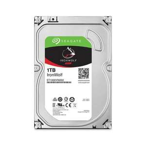 "Disque dur 3.5"" Seagate IronWolf - 1 To, 5 900 tr/min (ST1000VN002)"