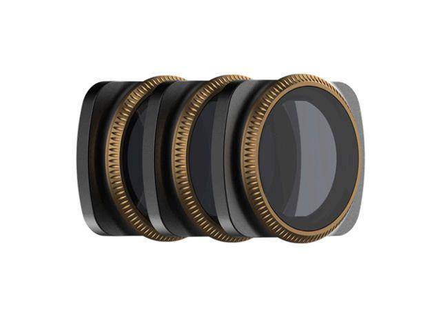 Kit de 3 filtres ND polarisant Polar Pro Kit Cinema Series Vivid Collection compatible Osmo Pocket