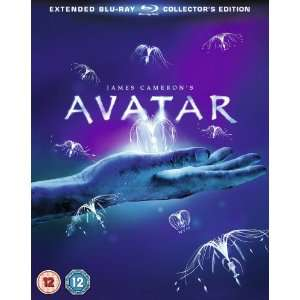Avatar, version longue - Coffret collector 3 Blu-ray [Import anglais]