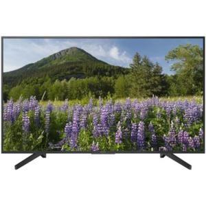 "TV LED 65"" Sony KD65XF7096BAEP - 4K UHD, HDR, Clear Audio+, Smart TV"