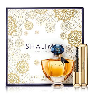 Coffret Guerlain Shalimar Eau De Parfum 50ml + Mascara Cils d'Enfer