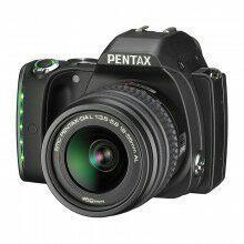 Appareil photo Reflex Pentax K-S1 + Objectif 18-55 mm + Fourre tout
