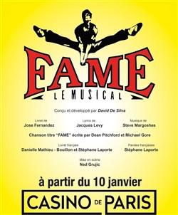 Fame : le musical, 3ème Catégorie - Paris (75)