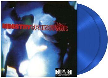 Vinyle double LP Ministry - Sphinctour