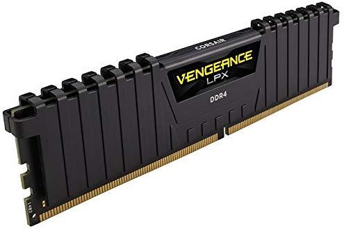 Barrette Mémoire DDR4 Corsair Vengeance LPX 16 Go (1 x 16 Go) - 3000 MHz, CL16