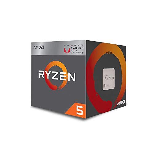 Processeur AMD Ryzen 5 3400G - Socket AM4