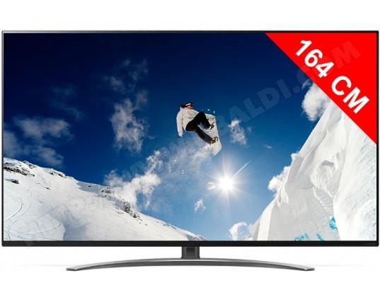 "TV 65"" LG 65SM8600 - Dalle 100Hz, UHD 4K, HDR, Smart TV"