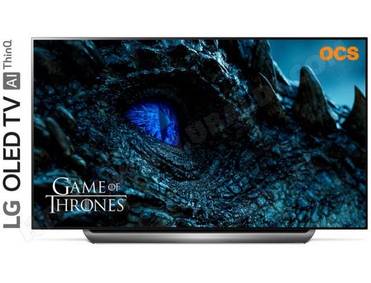 """TV OLED 55"""" LG OLED55C9 - UHD 4K, HDR, Smart TV"""