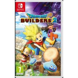 Dragon Quest Builders 2 sur Nintendo Switch